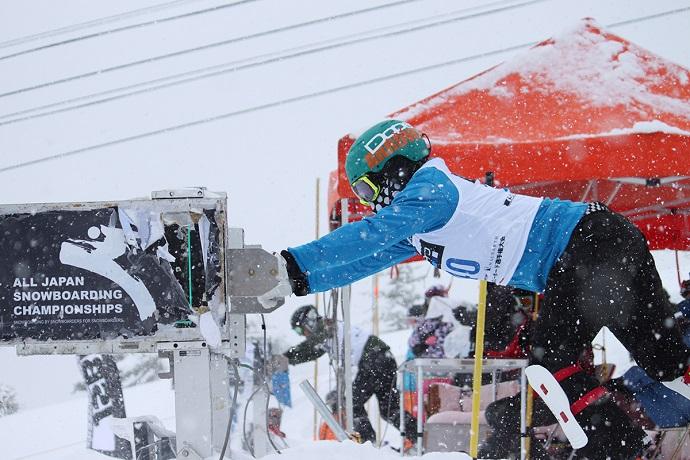 第33回JSBA全日本スノーボード選...