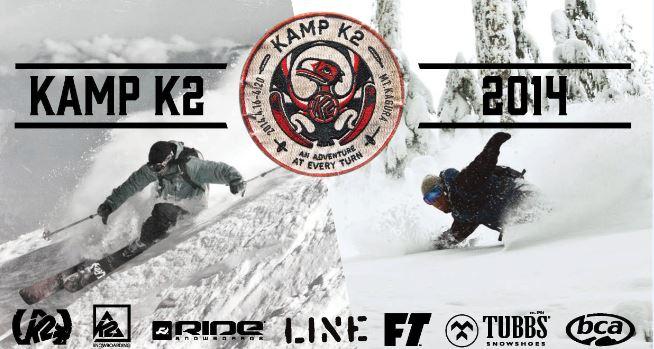 2014 KAMP K2の動画が完成
