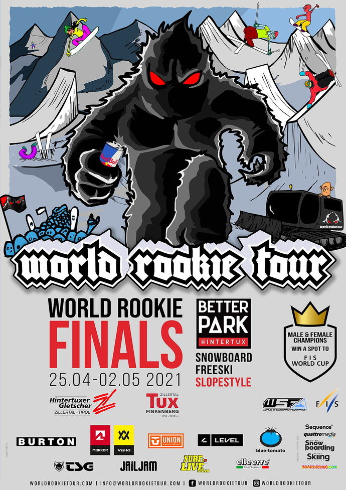 「WORLD ROOKIE FINALS 2021」本日より予選開始。