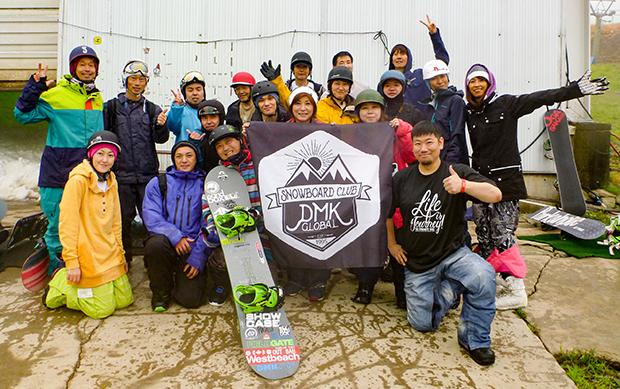 DMK SNOWBOARD CLUB主催カムイみさかハーフパイプ・キャンプのお知らせ