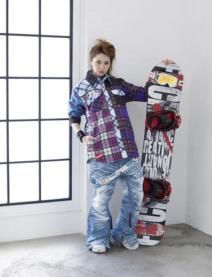 ファッション スノーボード
