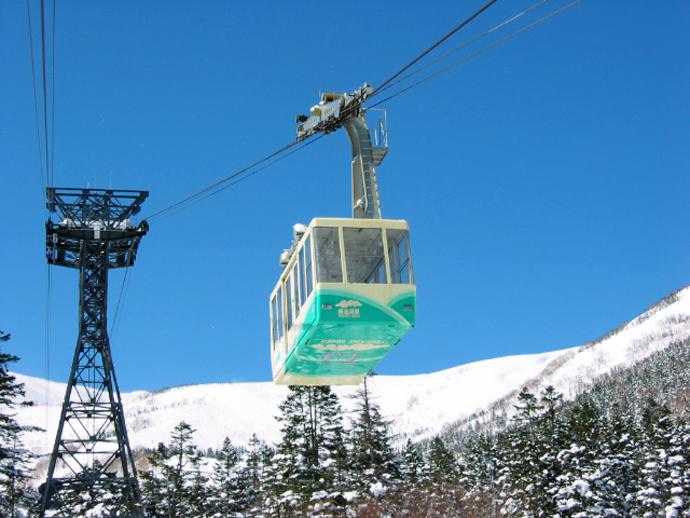 スキー 場 つが 高原 いけ 池 高原 栂