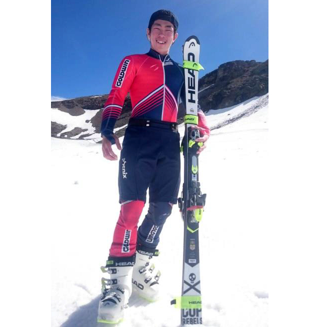 日本 代表 スキー アルペン