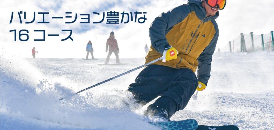 キッズも大満足の「ゆきあそびパーク」|GALA湯沢スキー場