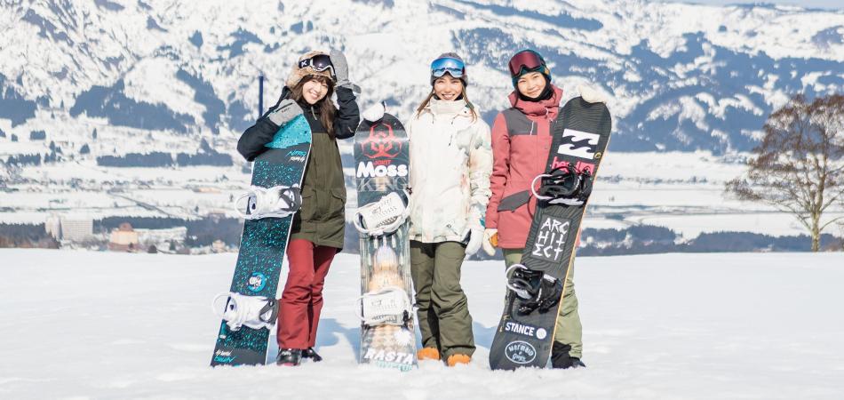 雪マジ世代応援プロジェクト&スノーボード無料レッスン開始!|舞子スノーリゾート