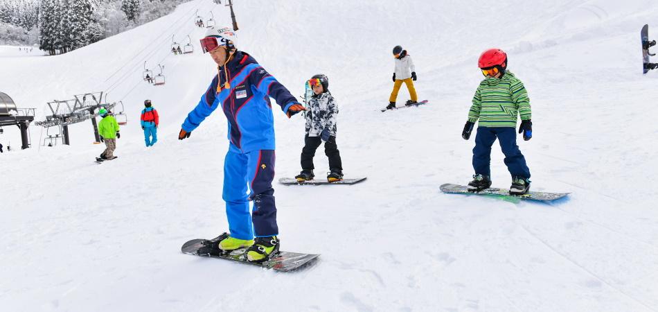 野沢温泉スキースクール 野沢温泉スキー場