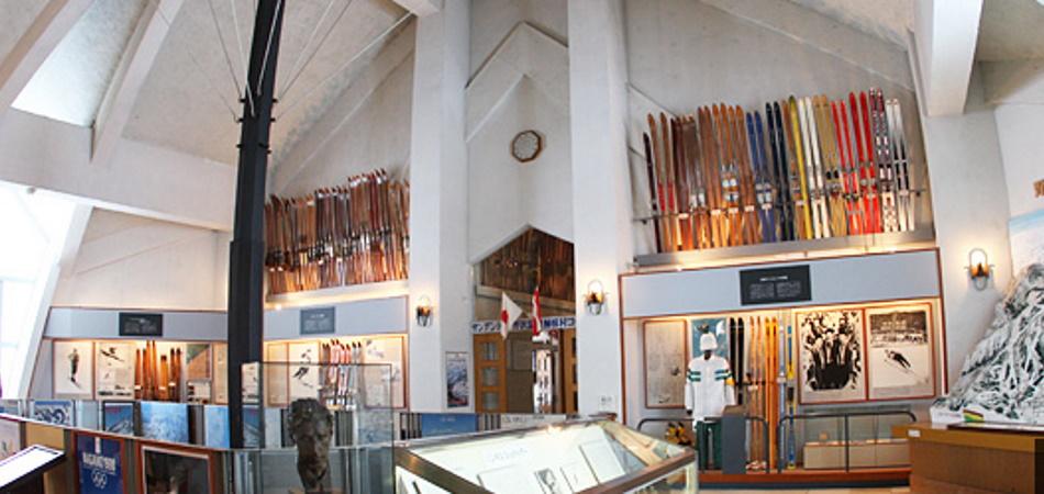 日本スキー博物館 野沢温泉スキー場