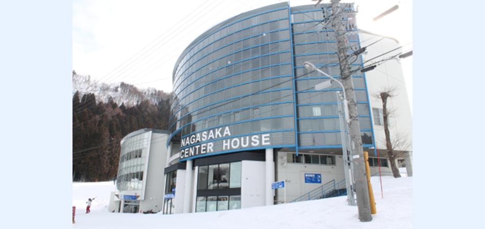 見晴らし最高!やまびこゲレンデ。 野沢温泉スキー場