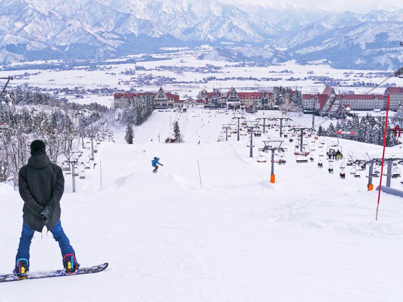上越国際スキー場(パーク) ‐ スキー場情報サイト SURF&SNOW