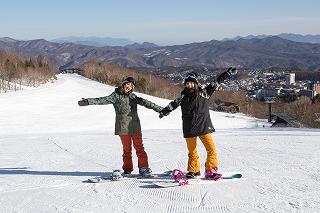 草津温泉スキー場(ピックアップ情報) ‐ スキー場情報サイト ...