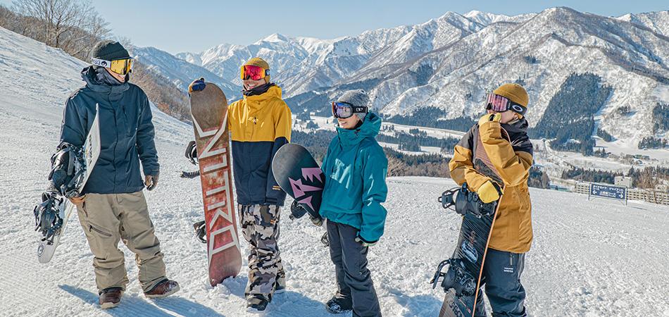 雪遊び&スキースノーボードデビューをするならここ! しかもアクセス抜群&無料施設が多くてうれしい!|湯沢中里スノーリゾート