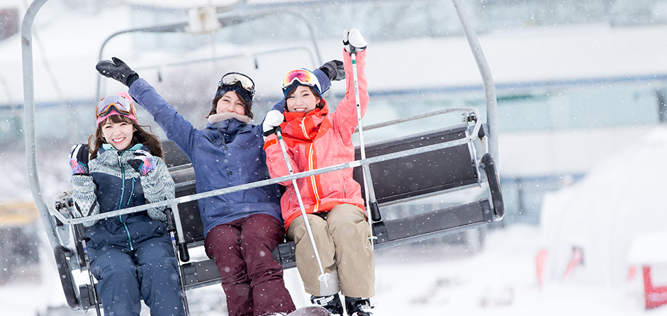 Enjoy Naeba!三国街道味めぐり|苗場スキー場