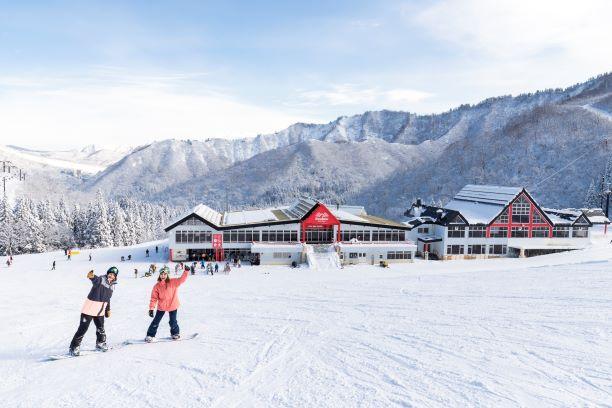 神立高原スキー場 レストラン