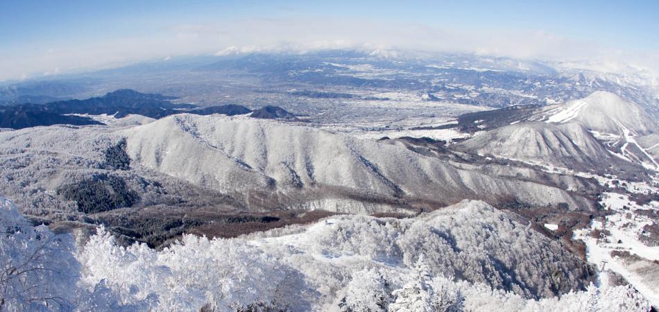 竜王といえば、超絶景。|竜王スキーパーク