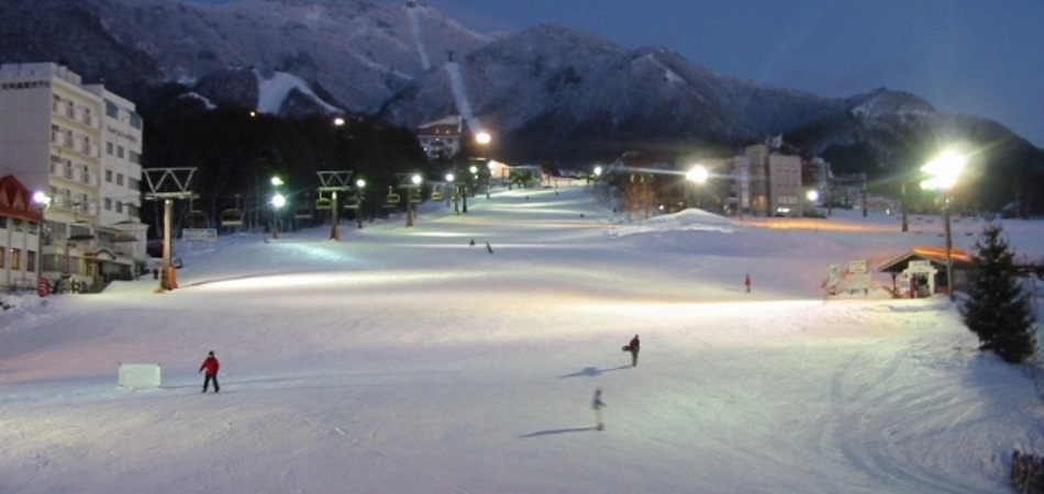 大人でも子供でも楽しめる!アドベンチャーパーク|竜王スキーパーク