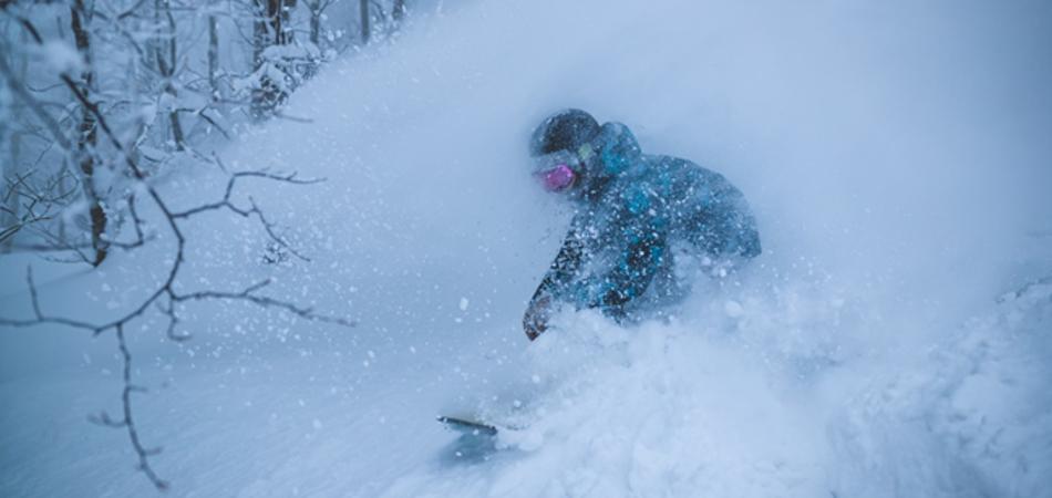 竜王といえば、パウダーラン。|竜王スキーパーク