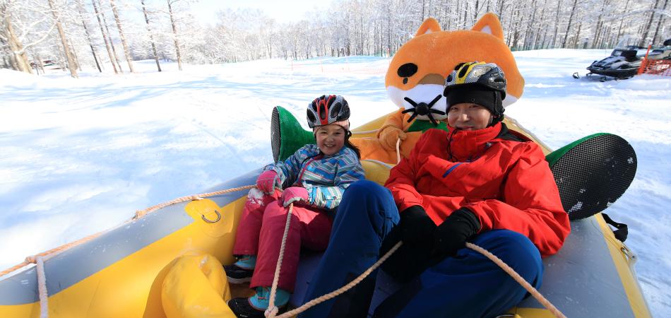 キッズフリープログラム|富良野スキー場