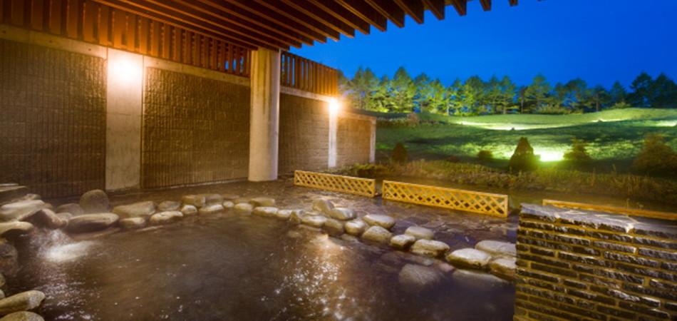 雪遊びのあとは【天然温泉あいおいの湯】でほっこり 軽井沢スノーパーク
