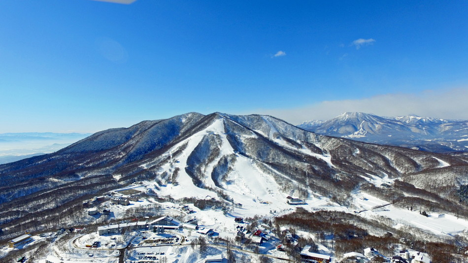 コース総数は52!マウンテンパスで楽しむビッグスケールゲレンデ 斑尾高原スキー場