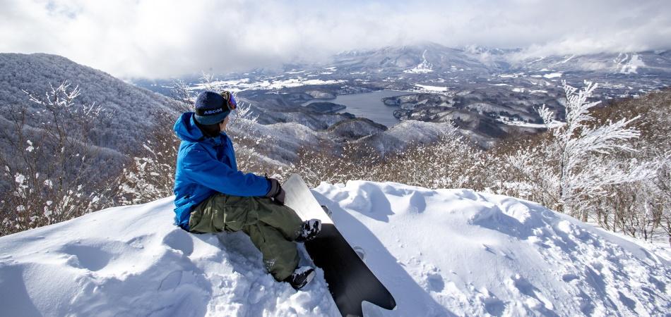 思わず写真に残したくなるポイント多数 斑尾高原スキー場