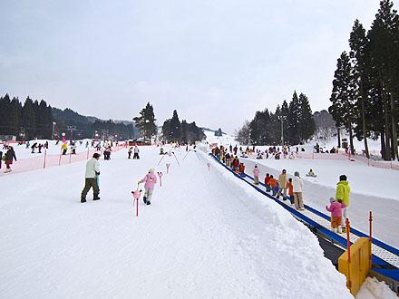 鷲ヶ岳スキー場
