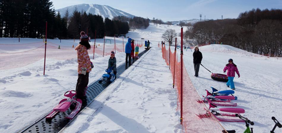 子どもだけじゃない!大人も楽しめる、APPIハッピースノーバーク!|安比高原スキー場