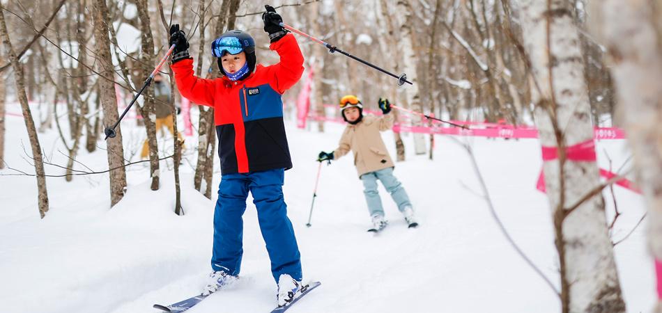 バックカントリーツアーに出かけよう!|安比高原スキー場