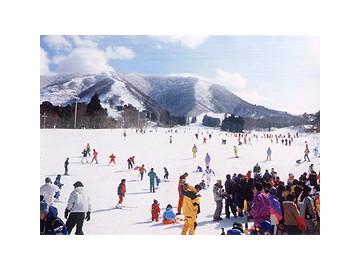 みやぎ蔵王七ヶ宿スキー場