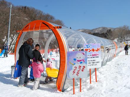 奥伊吹スキー場(アクティビティ) ‐ スキー場情報サイト SURF&SNOW
