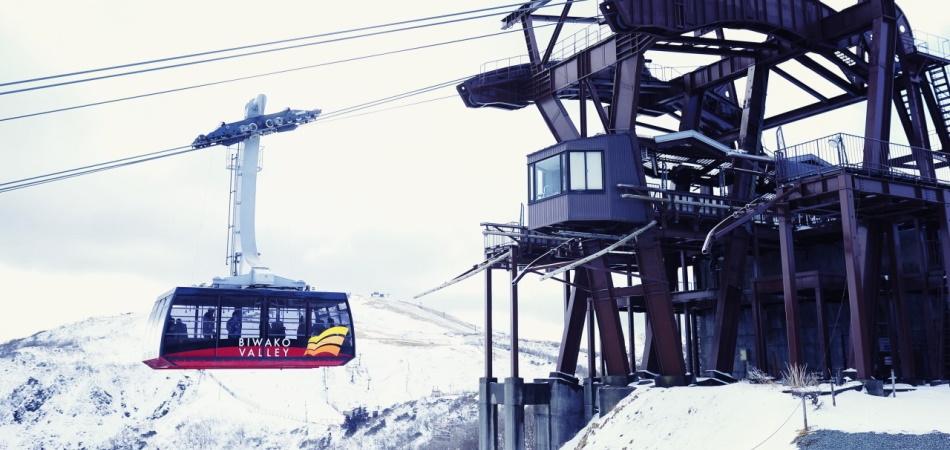 日本一のロープウェイに乗って雪山留学!【スキッズ・キャンプ】|びわ湖バレイ