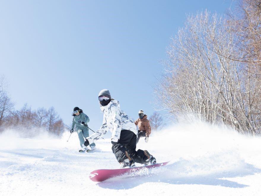 スプリングバレー仙台泉スキー場
