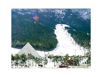 スノーリゾート猫山