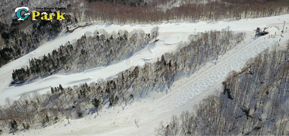 コンセプト大充実の春の夏油 夏油高原スキー場