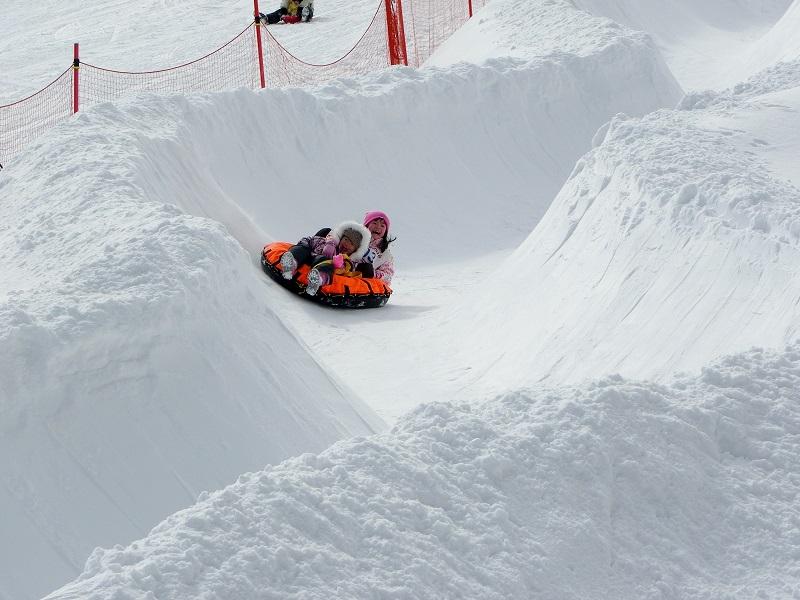 ヘブンス その はら スキー パーク 冬〜Winter Season 富士見台高原ロープウェイ
