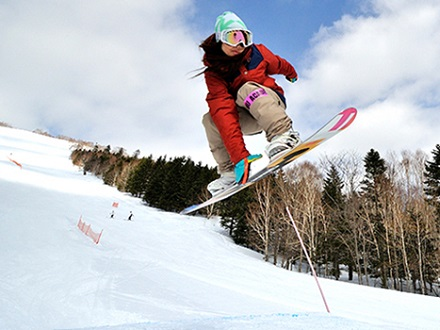 星野リゾート トマム スキー場