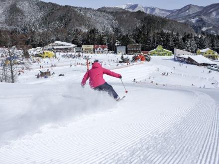 かたしな高原スキー場