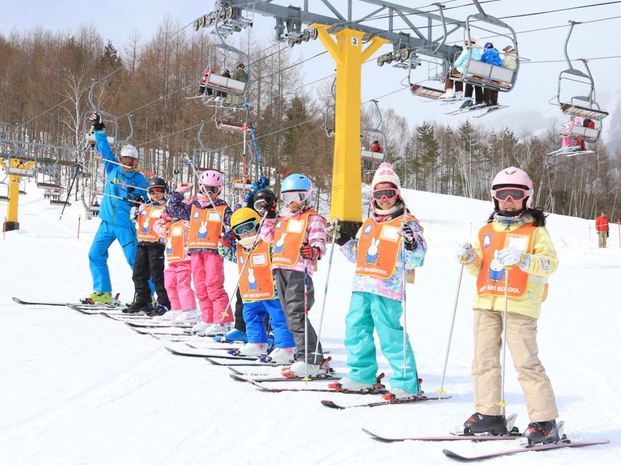 かたしな高原スキー場(スクール) ‐ スキー場情報サイト SURF&SNOW