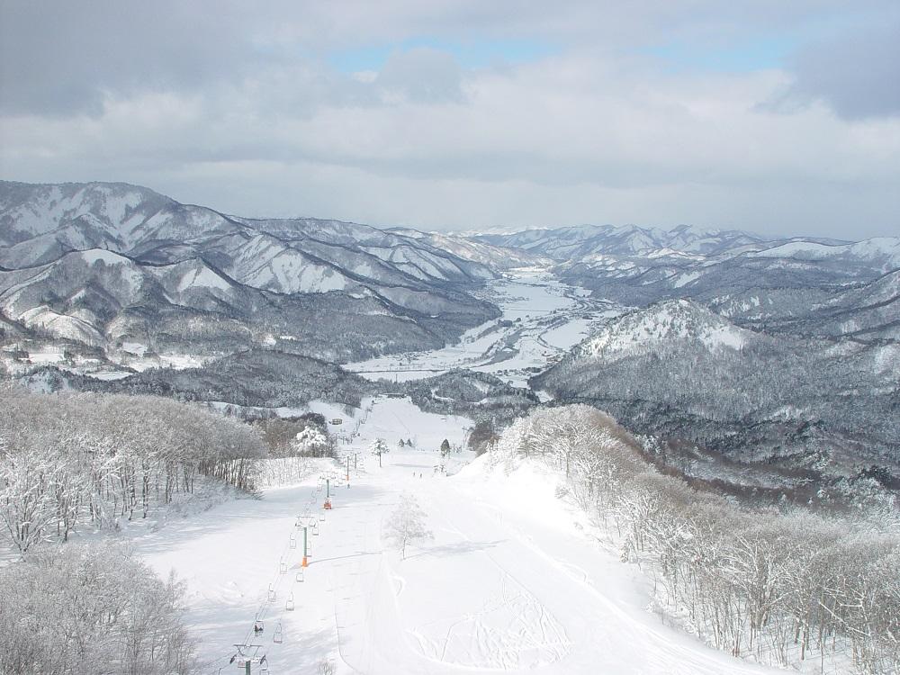 会津高原 南郷スキー場