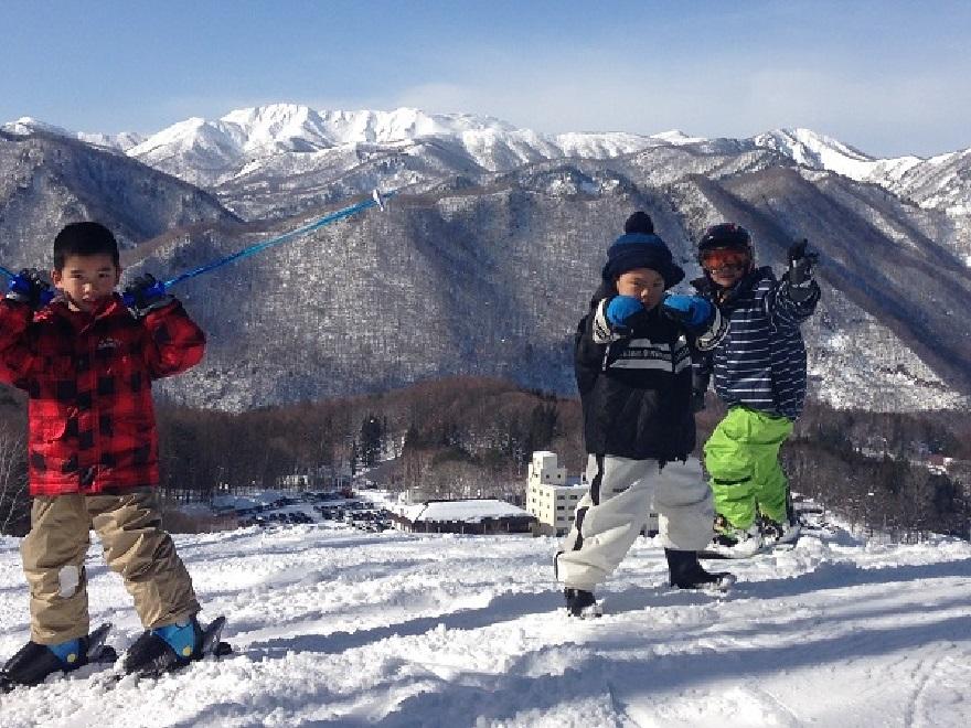 水上高原・奥利根温泉 藤原スキー場