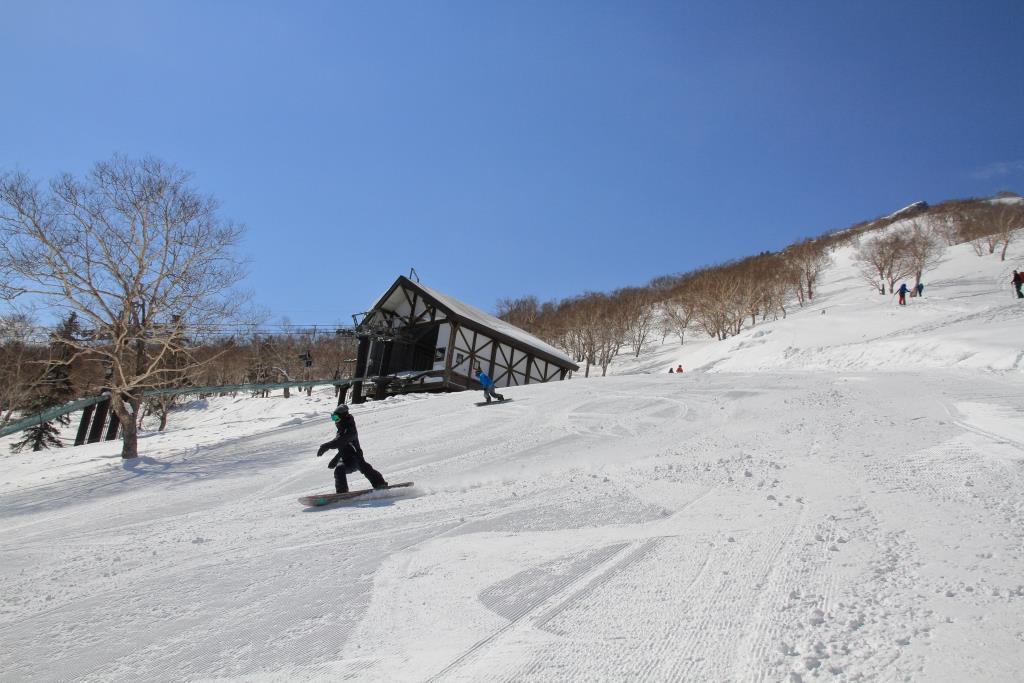 大雪山 黒岳スキー場