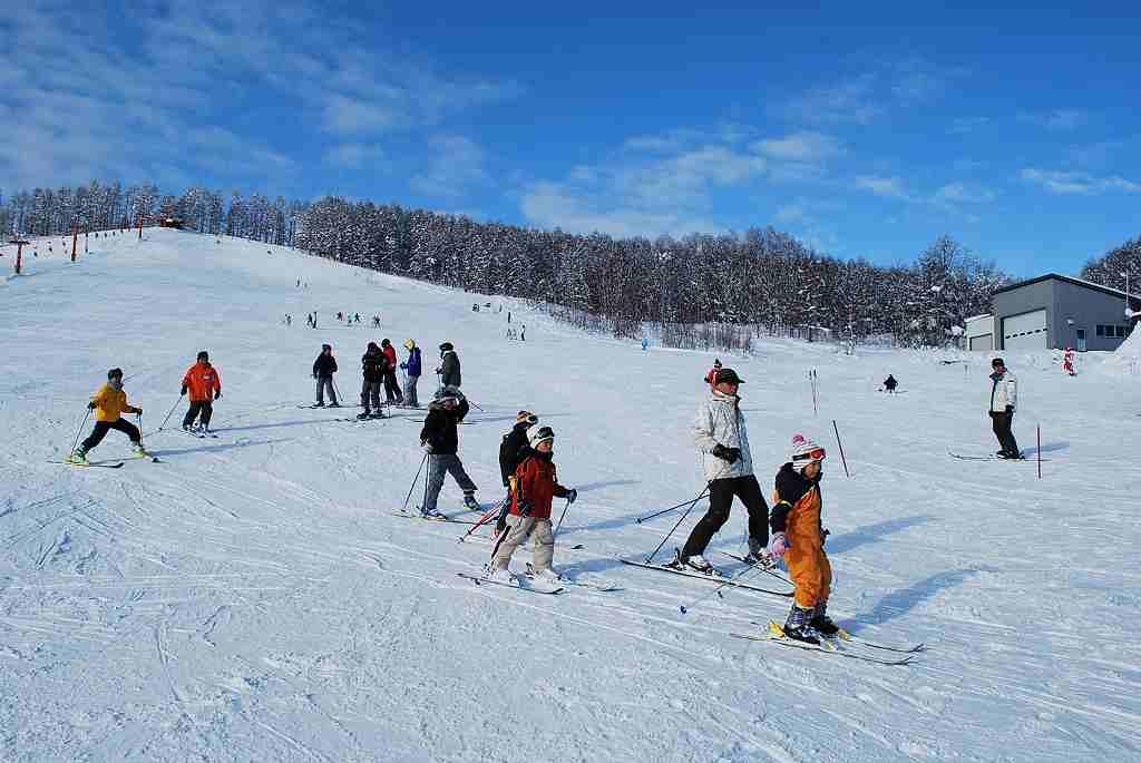 沼田町営高穂スキー場