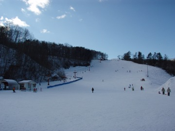 恵庭市民スキー場