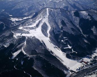 八幡平市 田山スキー場