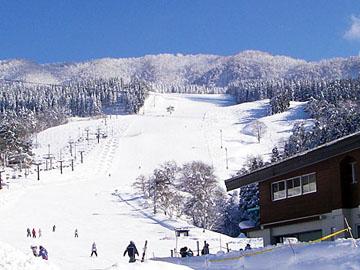 大仙市営大台スキー場