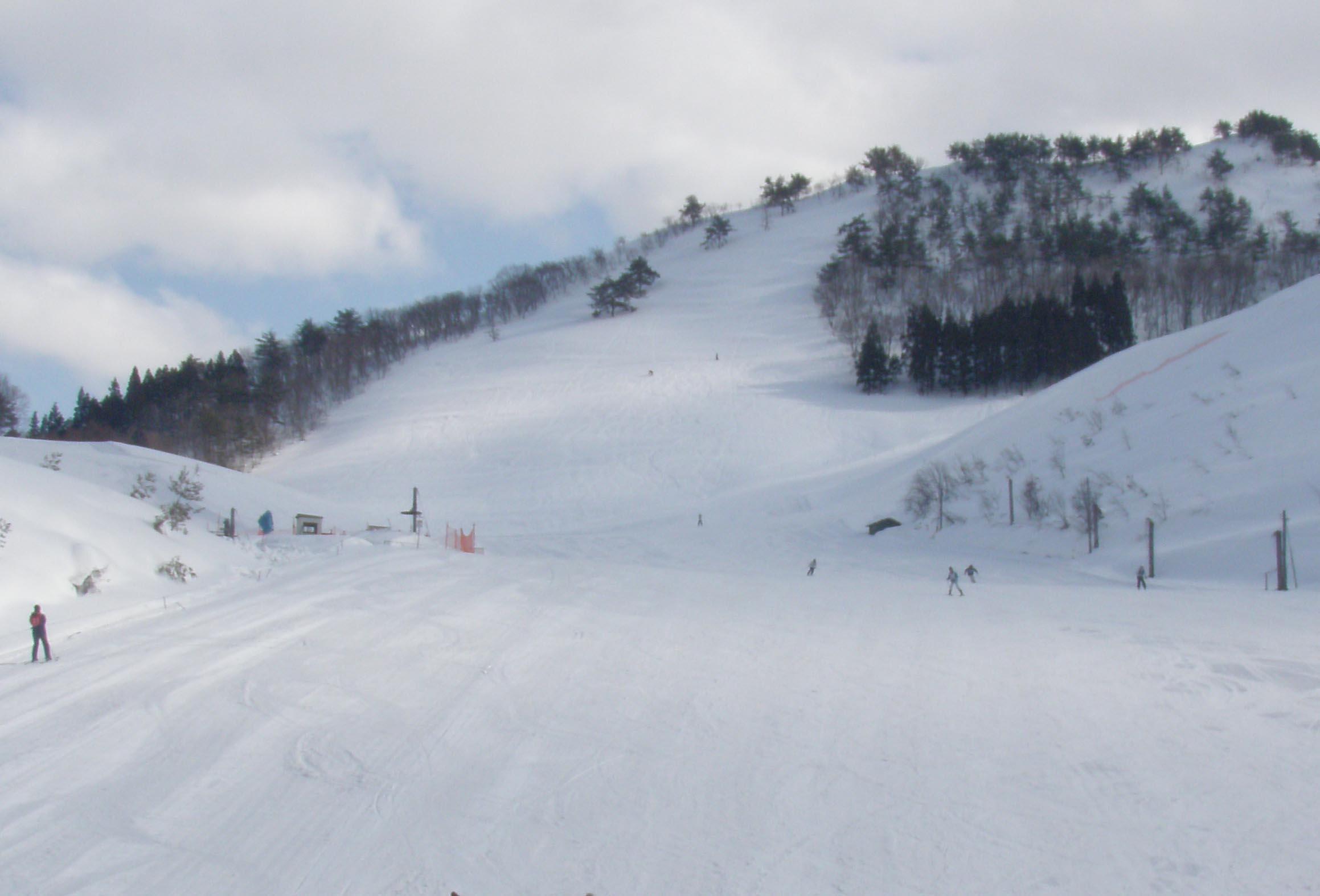 湯沢スキー場