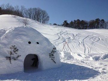 やまがた 赤倉温泉スキー場
