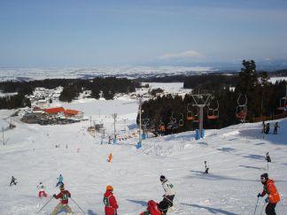 櫛引たらのきだいスキー場
