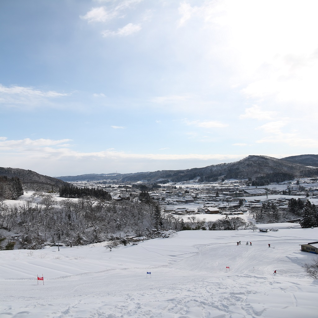 西川町民スキー場