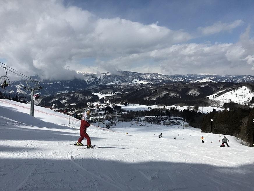 白鷹町営スキー場