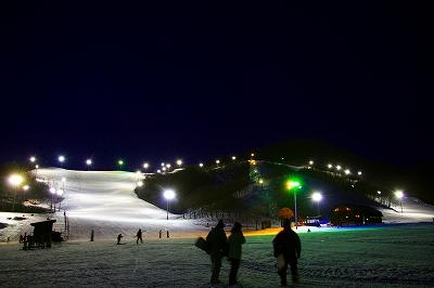 グリーンバレー神室スキー場